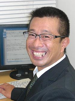 エイゴックス運営副責任者 伊藤 升二